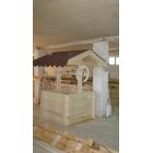 Fantana rustica lemn
